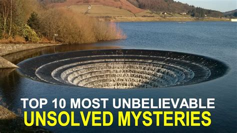 Top 10 Worlds Craziest Unsolved Mysteries