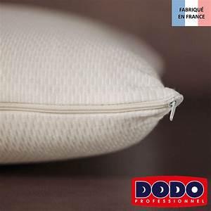Oreiller Memory Mmoire De Forme DODO Standard Textile