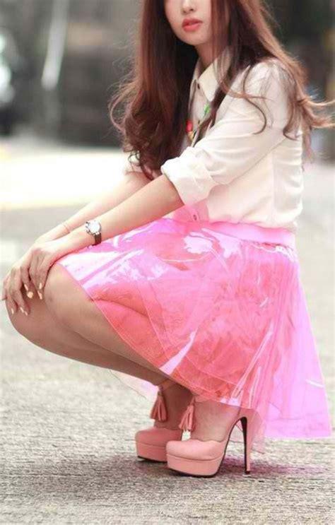 shoes skirt pink skater skirt high heels wheretoget