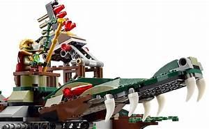 Lego 70014 – The Croc Swamp Hideout | i Brick City