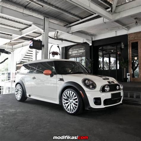 Modifikasi Mini Cooper Clubman wts mini clubman hton 50th edtion cooper s