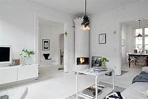 Einrichten In Weiß : skandinavisch wohnen in 100 bilder ~ Lizthompson.info Haus und Dekorationen