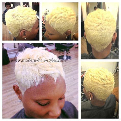 blonde hairstyles  black hair pictures  styling details