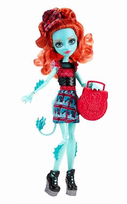 Lorna Mcnessie Monster Doll Dolls Exchange Ness