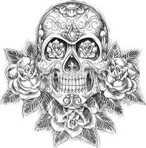 best 25 tatuagem caveira mexicana ideas on de caveira mexicana tatuagens