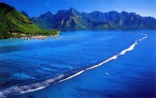 Moorea Tahiti French Polynesia