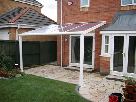Polycarbonate Patio Roof Cover
