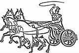 Coloring Roman Rome Ancient Helmet Colouring Chariot Horse Mur Sketch Getdrawings Printable Pise Uthe Pran Pai Mone Battlefield Getcolorings Kartları sketch template