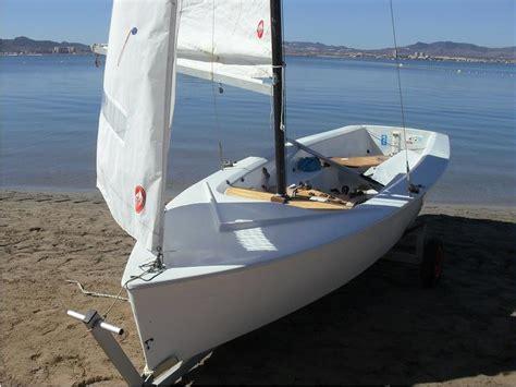 vaurien  murcia sailboats   inautia
