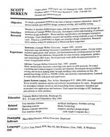 excellent communication skills resume exle resume