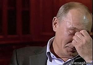 Vladimir Putin ... Laughing Gif
