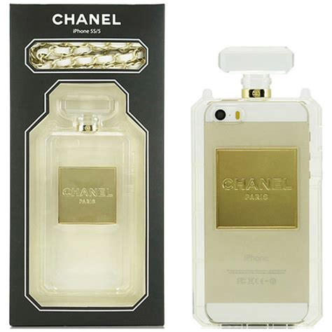 chanel iphone 5s chanel perfume bottle inspired iphone 5 5s with chain
