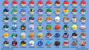 inside of pokeballs