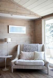 comment meubler un grand salon 7 le fauteuil blanc With comment meubler un grand salon