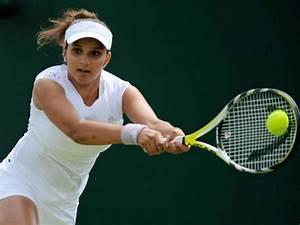 Wimbledon: Sania Mirza knocked out of Wimbledon women's ...