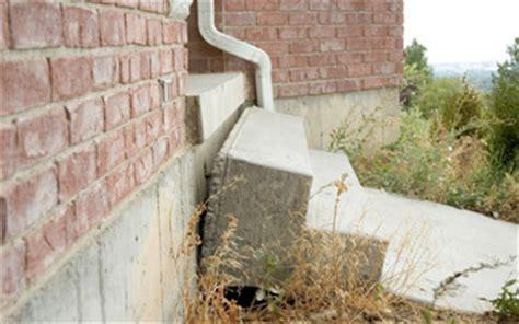 sinking concrete patio stoop repair polylevel 174