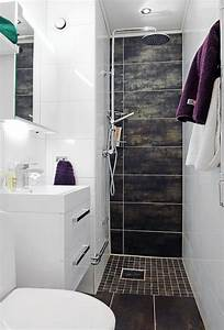 Exemple De Petite Salle De Bain : am nagement petite salle de bain 34 id es copier ~ Dailycaller-alerts.com Idées de Décoration