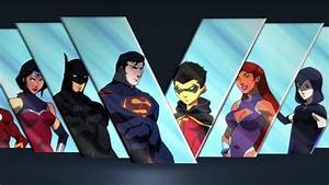 The gallery for --> Young Justice Season 3 Team