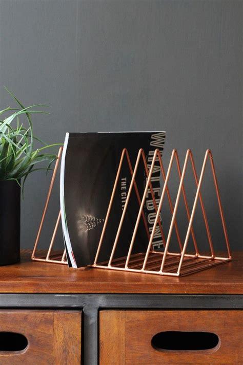 magazine racks ideas  pinterest lp storage