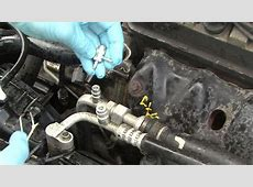 Honda How To leaky ac valve replacement YouTube