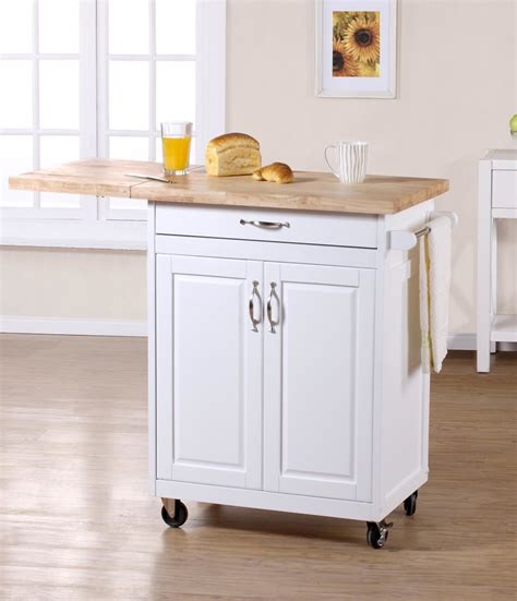 small kitchen island with seating carts for kitchens
