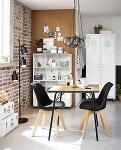 Dressing Maison Du Monde : dressing indus en m tal blanc l 85 cm loft maisons du monde ~ Nature-et-papiers.com Idées de Décoration