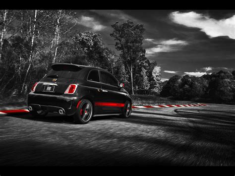 Fiat Wallpapers by Fiat 500 Abarth Track Wallpapers Fiat 500 Abarth Track