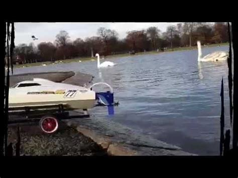 Rc Boat Trailer Launch by Rc Boat Launch