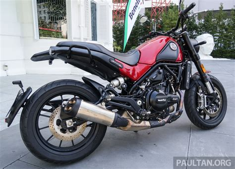 Benelli Leoncino Image by 2018 Benelli Leoncino Now In Malaysia Rm29 678 Image 725231