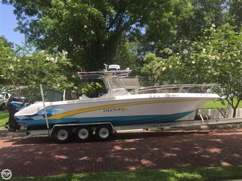 Donzi Boat Gear by 2001 Donzi 32 Zf Offshore Fishing Boat Detail Classifieds