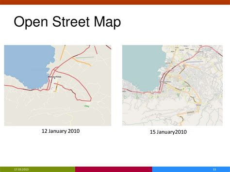 open street map 12 january