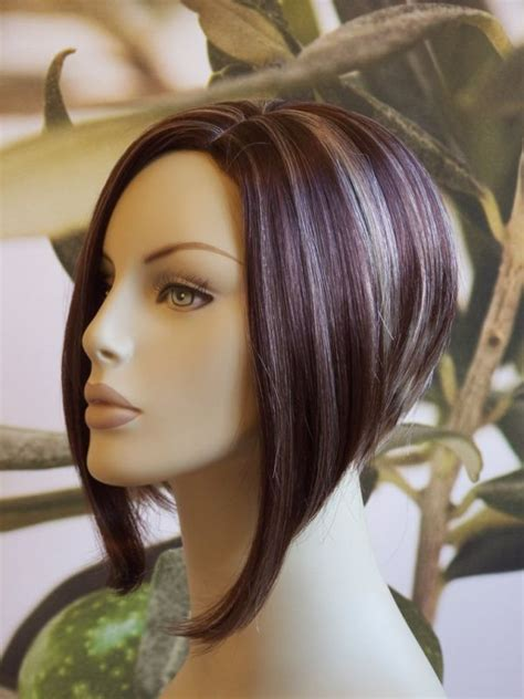 Stacked Bob Hairstyles Back View Category Hc Inverted