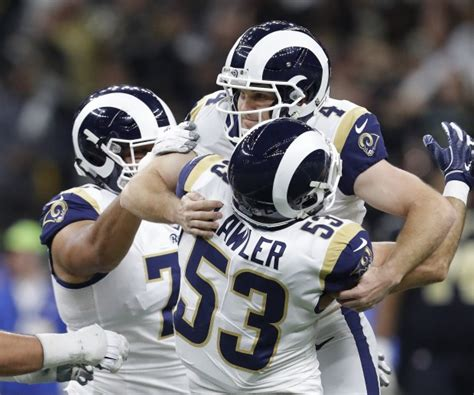 rams kicker greg zuerlein   job insecurity