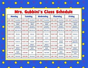 aloha kindergarten daily schedule linky party With preschool classroom schedule template