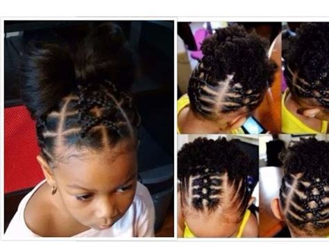 Cute & Easy Kids Hairstyles with Rubber band   YouTube