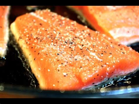 how to cook salmon how to cook salmon greg s kitchen youtube