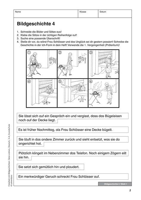 Arbeitsblatt für anfänger zum thema bildergeschichte schreiben. Schreiben · Arbeitsblätter · Grundschule · Lehrerbüro
