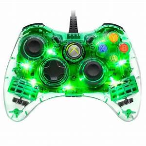 AfterGlow Wired Xbox 360 Controller Green IWOOT
