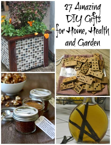 gift ideas for patio diy gifts for giving the and personal touch