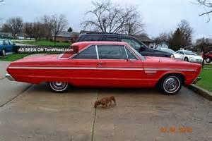 1965 Plymouth Sport Fury 426