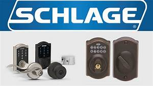 Schlage Key Code Door Lock Manual
