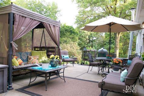 Decorating Outdoor Living Spacesdiy Show Off ™ Diy