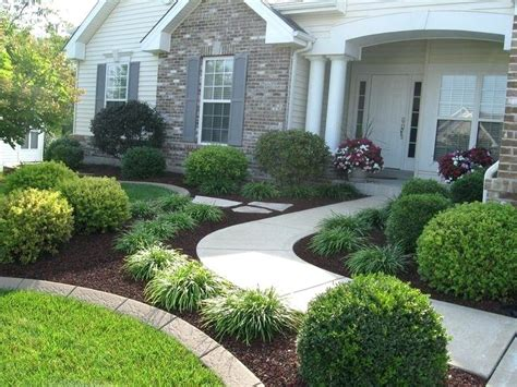 Small Sloped Front Yard Landscaping Ideas Front Yard Slope