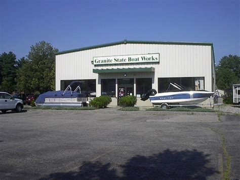 granite state boat works