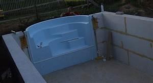 Pool 3 66 X 1 22 : r mische treppe aus gfk einbauen ~ Kayakingforconservation.com Haus und Dekorationen