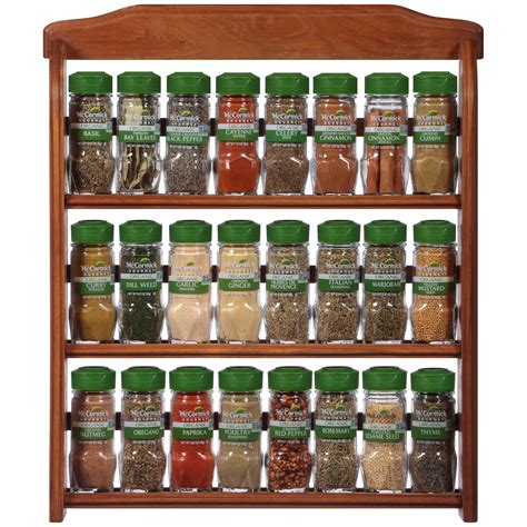 organic spice rack assorted mccormick spice grinder variety pack