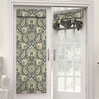 french door curtain panels Waverly Clifton Hall French Door Single Curtain Panel ...