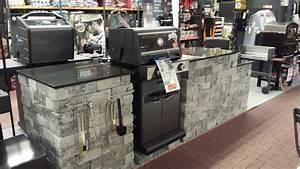 Outdoor Küche Bauen : massive gas grillstelle im garten die outdoor k che wir bauen dann mal ein haus ~ Markanthonyermac.com Haus und Dekorationen