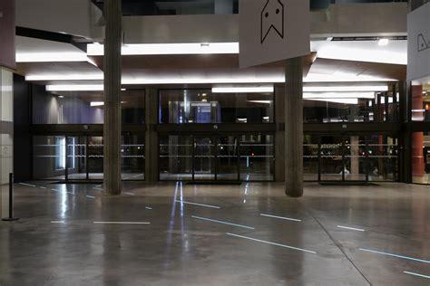 Studio By Night — Rénovation Du Forum Du Centre Bonlieu