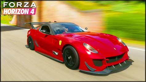 In this guide for forza horizon 4, we will focus on forza horizon 4 barn finds and what classic cars are hidden inside these barns. 505KM/H CU NOUL FERRARI 599XX   Forza Horizon 4 - YouTube
